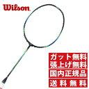 ウィルソン バドミントンラケット フィアースC3600 WRT8873202 Wilson