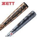 ゼット ZETT 野球 一般 軟式バット ブラックキャノン Z2 BCT35803 1900