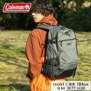 コールマン バックパック 33L ウォーカー33 ヘリンボーン 2000032848 Coleman メンズ レディース