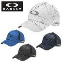 オークリー ゴルフ キャップ メンズ BG SHEEN CAP 4.0 シーンキャップ 911968JP OAKLEY