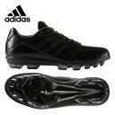 アディダス 野球 ポイントスパイク メンズ アディピュアT3 LOW AQ8225 GUA54 adidas