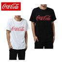 コカコーラ Coca cola Tシャツ 半袖 メンズ ロゴTシャツ COK-ST01