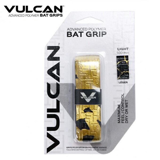 バルカン VULCAN 野球 メンテナンス用品 グリップテープ バットグリップ V100-BRKGLD