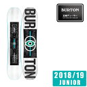 バートン BURTON スノーボード 板 ジュニア PROCESS SMALLS align=