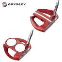 オデッセイ ODYSSEY ゴルフクラブ パター マレット型 レディース O-WORKS RED W...