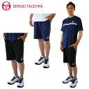 セルジオ タッキーニ SERGIO TACCHINI テニスウェア メンズ ハーフパンツ ST530319H01