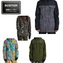 バートン BURTON スノーボードウェア ジャケット メン...