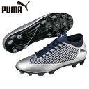 プーマ サッカースパイク メンズ フューチャー2.4HG 104816 04 PUMA