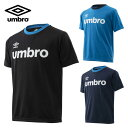 umbro - アンブロ UMBRO Tシャツ 半袖 ジュニア COLOUR×UMBRO ワードロゴロゴショートスリーブシャツ UMJLJA60