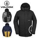 ボルコム VOLCOM スノーボードウェア ジャケット メン...
