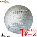 マルエスボール MARU S BALL 軟式野球ボール J号 ジュニア 1ダース12ケ入り 15910D