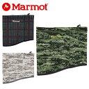 マーモット Marmot ネックウォーマー メンズ レディース プリント フリース ネックゲーター Print Fleece Neck Gaiter TOAMJK82