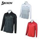 スリクソン SRIXON ゴルフウェア 長袖シャツ メンズ ...