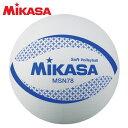 ミカサ MIKASA ソフトバレーボール 円周78cm 約210g MSN78-W