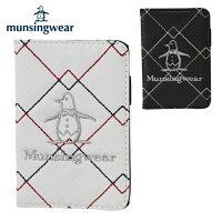 【5,000円以上でクーポン利用可 1/24 20:00〜1/28 1:59】 マンシング Munsingwear カードケース レディース スコアカードケース MQCNJX00の画像