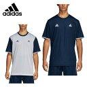 アディダス サッカーウェア プラクティスシャツ 半袖 メンズ TANGO CAGE リバーシブル トレーニングジャージー DP2709 FRW04 adidas