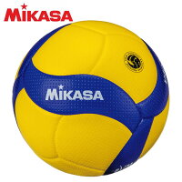 ミカサ MIKASA バレーボール 検定球4号 V400Wの画像