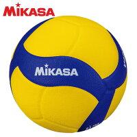 ミカサ MIKASA バレーボール ジュニア 小学生バレーボール4号 練習球 V420W-Lの画像