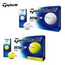 テーラーメイド TaylorMade ゴルフボール 1ダース 12個入 メンズ レディース ディスタンス TM DISTANCE