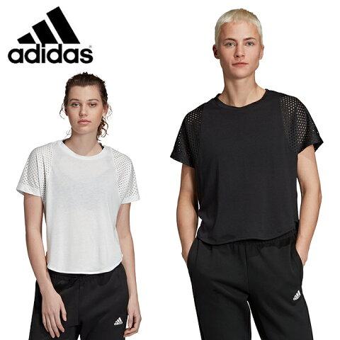 アディダス Tシャツ 半袖 レディース ID メッシュ Tシャツ FWS25 adidas