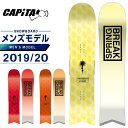 キャピタ CAPITA スノーボード 板 メンズ スプリング...