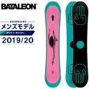 バタレオン BATALEON スノーボード 板 メンズ トシ...