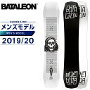 バタレオン BATALEON スノーボード 板 メンズ DI...