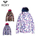 ロキシー ROXY スノーボードウェア ジャケット レディー...