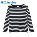 コロンビア Tシャツ 長袖 レディース リラクシングモーメンツ LS クルー PL3115 465 Columbia