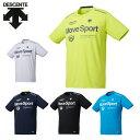 デサント スポーツウェア 半袖 メンズ クーリスト Tシャツ DMMPJA57 DESCENTE