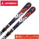 アトミック(ATOMIC) スキー板・セット金具付 REDSTER XT + XT10 【15-16 2016モデル】