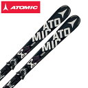 アトミック(ATOMIC) スキー板・セット金具付 BLUESTER TI ARC + XTO12 TI 【15-16 2016モデル】