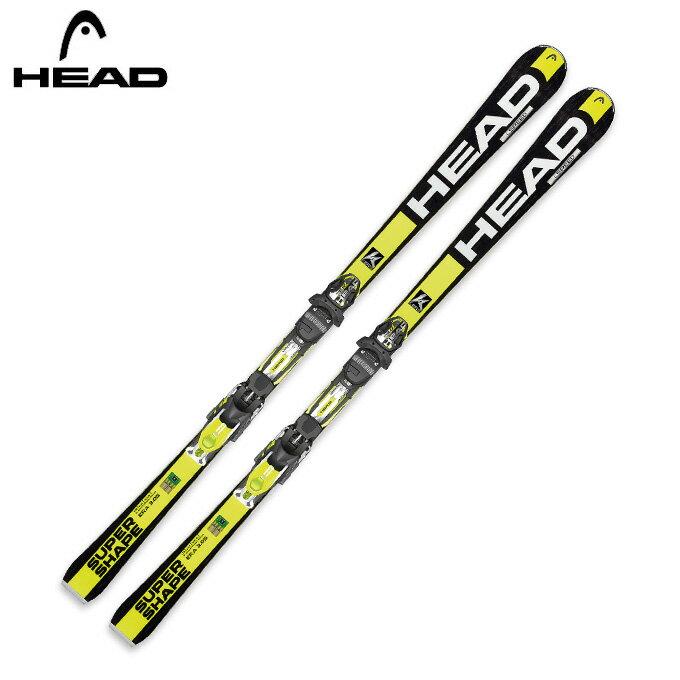 ヘッド(HEAD) スキー板・セット金具付 i.SUPERSHAPE SPEEDPRX12S 【15-16 2016モデル】