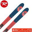 ロシニョール(ROSSIGNOL) スキー板・セット金具付 SPRAYER XELIUMXELIUM 100 SPRAYER 【2015-2016年】