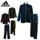 アディダス ( adidas ) 上下セットトレーニングウェア ( ジュニア ) ジャージジャケット+ジャージパンツBIJ10+BIJ11