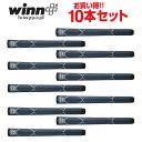 ウィン winnゴルフ クラブ用グリップXi Series エックス アイXi8-NYお買い得10点セット