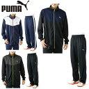 プーマ PUMA トレーニングウェア 上下セット メンズ トレーニングジャケット+トレーニングパンツ515344+515345