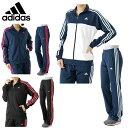 アディダス ( adidas )トレーニングウェア( レディース ) 上下セットトレーニングシャツ+トレーニングパンツDME46+DME45