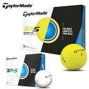 テーラーメイド TaylorMade ゴルフボール 1ダース 12個入り ツアープリファード5ボール TP5