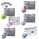 キャロウェイ Callaway ゴルフボール 1ダース 12個入 クロムソフト エックス CHROME SOFT X