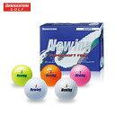 ブリヂストンゴルフ BRIDGESTONE GOLF ゴルフボール 1ダース 12個入 Newing SUPER SOFT FEEL スーパーソフトフィール