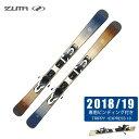 ツマ ZUMA ショートスキー板 セット金具付 メンズ TR...