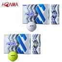 本間ゴルフ HONMA ゴルフボール 1ダース 12個入 TOURWORLD ツアーワールド TW-Sボール BTQ1904