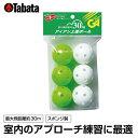 【D10倍 P7倍 G5倍 12/8 1:59まで】タバタ(TABATA)ゴルフトレーニングボール練習器ホローボールGV-0310