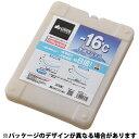 ロゴス 保冷剤 氷点下パックGT-16℃・ハード1200g 81660611 LOGOS