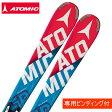 アトミック(ATOMIC) スキー板・セット金具付 BLUESTER FB ARC-L +XTO10 【15-16 2016モデル】