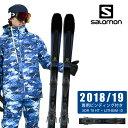 サロモン salomon スキー板セット 金具付 メンズ X...