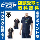 デサント DESCENTE バレーボール 半袖グラフィックプラシャツ DOR-B8433
