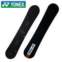 【D10倍 P7倍 G5倍 12/8 1:59まで】ヨネックス(YONEX)フリースタイルスノーボード板WALL(ウォール)