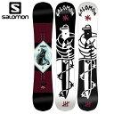 【2015‐16モデル】 サロモン(SALOMON)フリースタイルスノーボード板(ユニセックス)ASSASSIN アサシン
